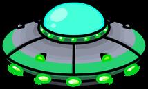 UFO furniture icon