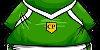 Green Soccer Jersey