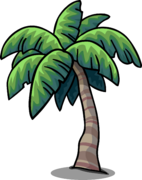 Tropical Palm sprite 002