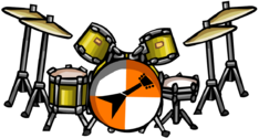 Dynamic Drums furniture icon ID 711