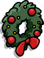 Holiday Wreath sprite 002