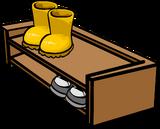 Shoe Rack sprite 008