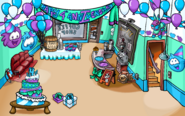 4th Anniversary Party Coffee Shop