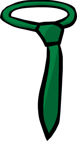 File:Green Necktie.PNG