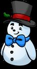 Top Hat Snowman sprite 002