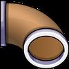 Corner Puffle Tube sprite 035