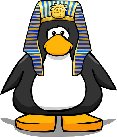 File:Pharaoh Headdress from a Player Card.png