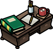 Teacher's Desk icon