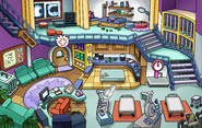 Puffle Party 2015 Lighthouse