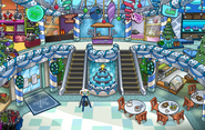 Merry Walrus Party Stage