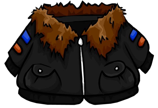 File:Pilot's Jacket clothing icon ID 4107.png