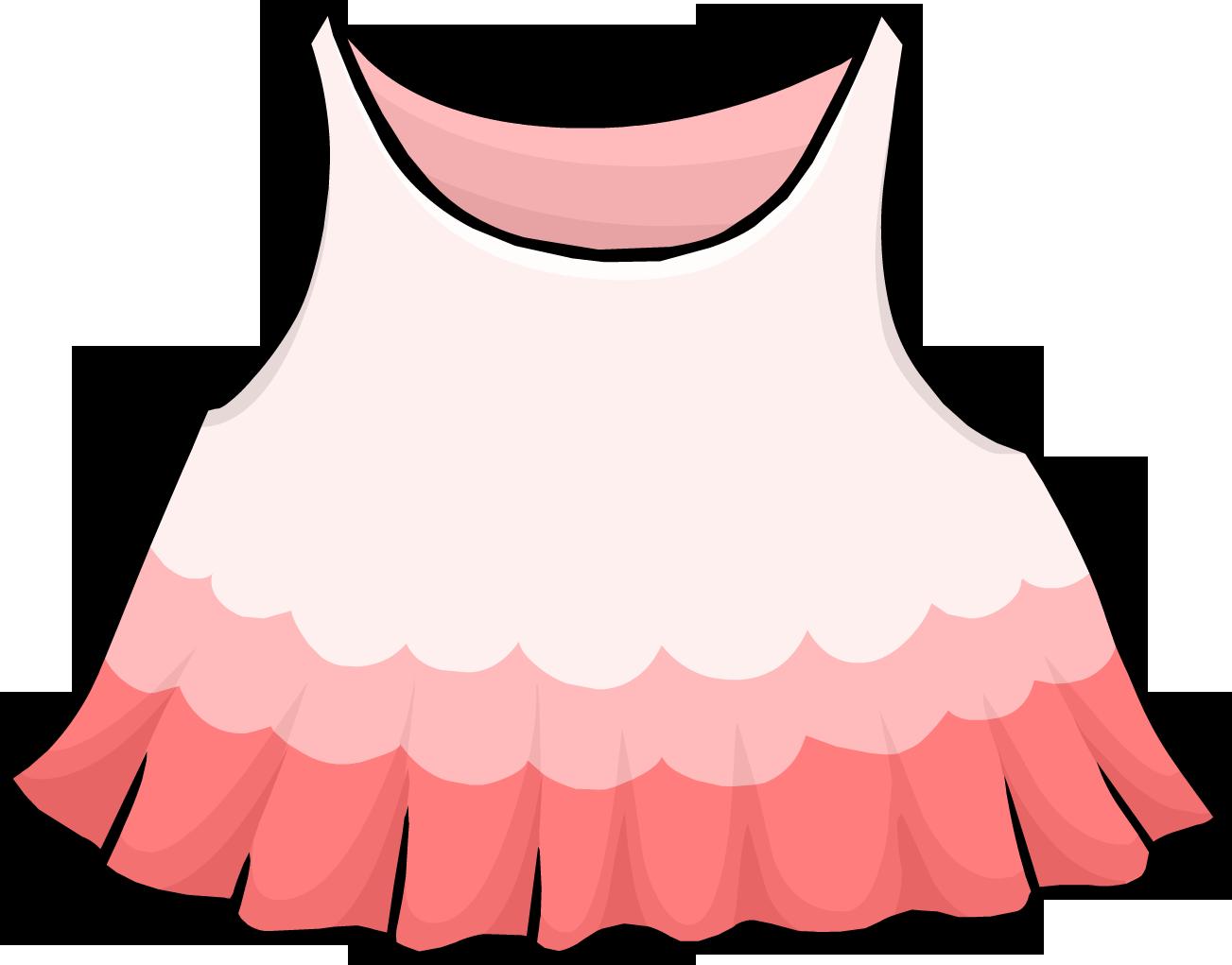 pink dress club penguin wiki fandom powered by wikia