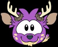 Puffle purple1019 igloo