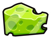 Stinky Cheese Pin icon