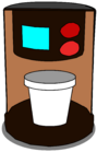 Hot Drink Maker sprite 001