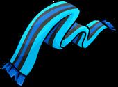 Blue Striped Scarf clothing icon ID 3012