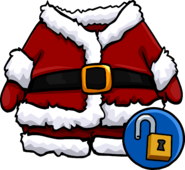 Santa Suit unlockable icon