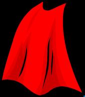 Red Cape icon