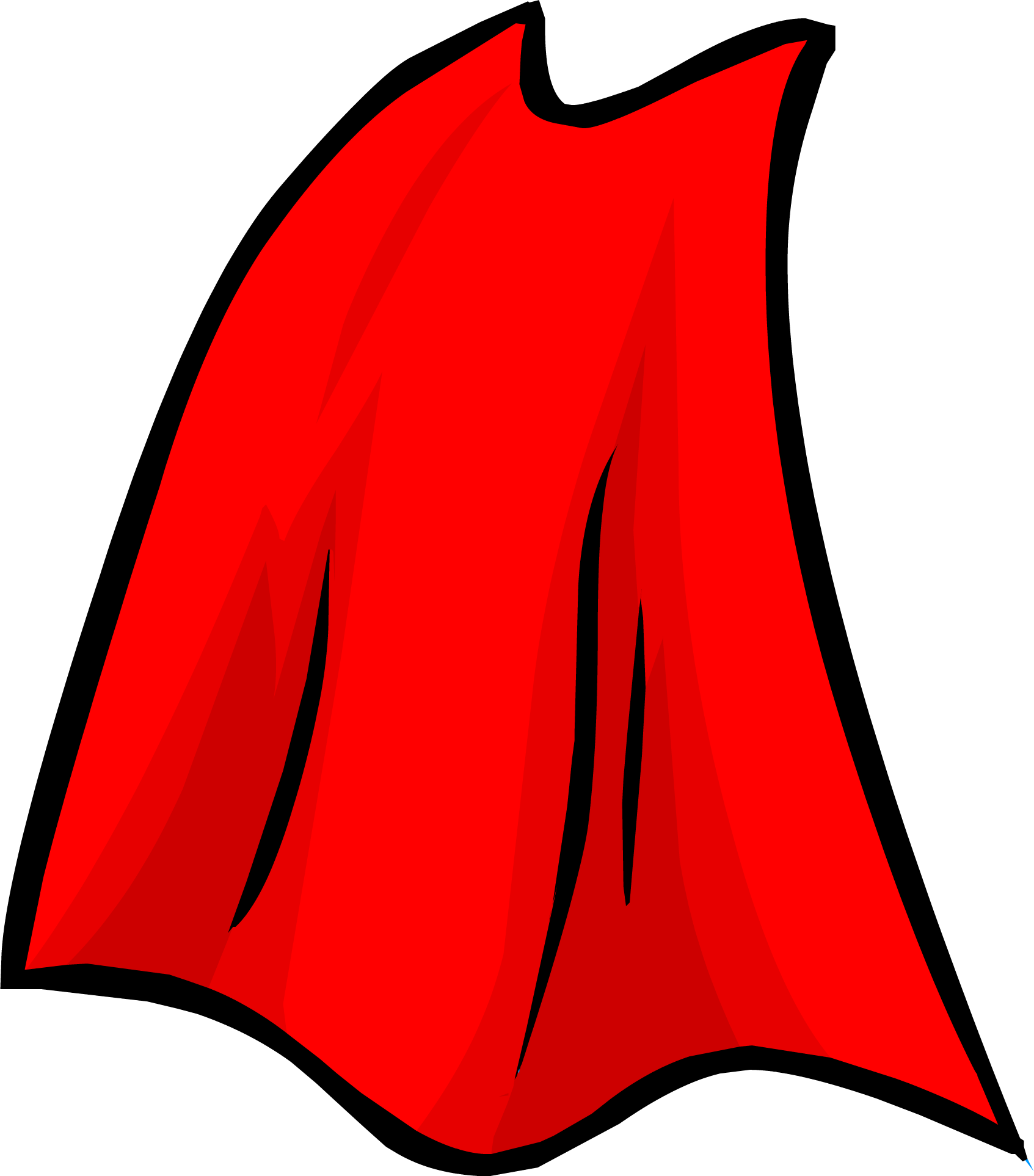 Red Cape | Club Penguin Wiki | FANDOM powered by Wikia
