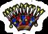 Sparkling Headdress Pin icon
