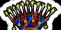 Sparkling Headdress Pin
