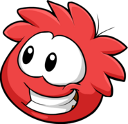Red Puffle Smilies