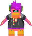 Cadence Bot malfunctioned sprite
