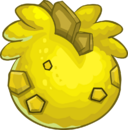 Yellow-puffle-egg