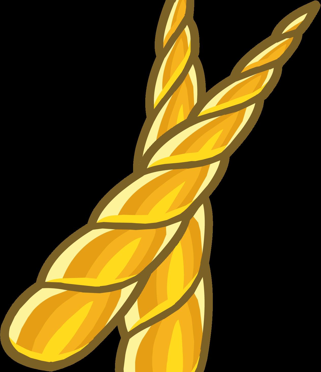 Golden Unicorn Horn | Club Penguin Wiki | FANDOM powered ...