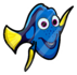 Finding Dory Pin icon