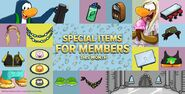 Special Items Members