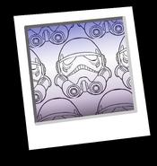 Stormtrooper Legion Background icon