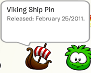 VikingShipPinSB