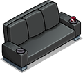 Black Designer Couch sprite 031