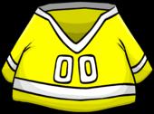 Yellow Hockey Jersey icon