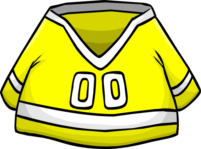 File:Yellow Hockey Jersey icon.png