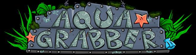 File:Aqua Grabber Logo.png