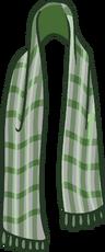 GreenPlaidScarf
