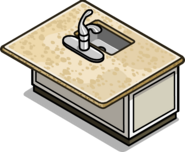 Granite Kitchen Island sprite 003