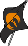 Rebel's Flag icon