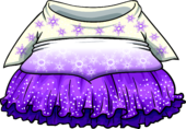Snowy Sky Dress icon
