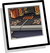 Walk of Fame Background icon (open door)