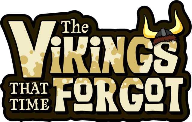 File:The Vikings That Time Forgot Logo.png