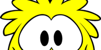Yellow Puffle Costume