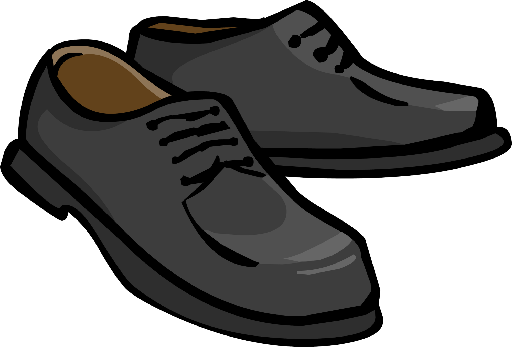 Black Dress Shoes | Club Penguin Wiki | FANDOM powered by ...