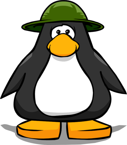 File:Green Safari Hat PC.png