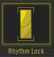 Rhythm lock in spy drills