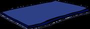 Blue Gym Mat sprite 004