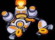 Microbot-WheelBot