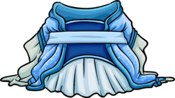 Water Kimono clothing icon ID 4448